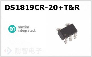 DS1819CR-20/T&R的图片