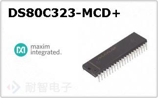 DS80C323-MCD+