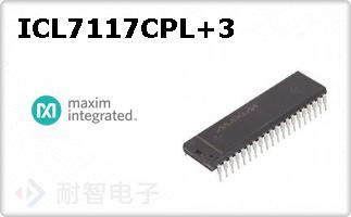 ICL7117CPL+3的图片