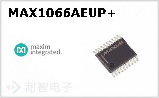 MAX1066AEUP+