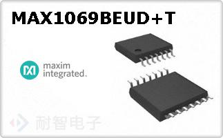 MAX1069BEUD+T