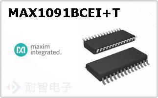 MAX1091BCEI+T