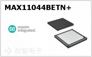 MAX11044BETN+