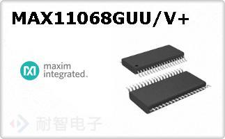 MAX11068GUU/V+