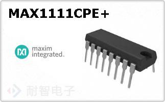MAX1111CPE+