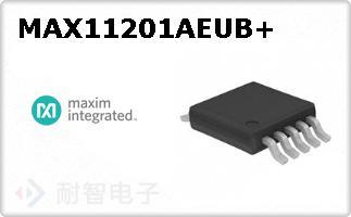 MAX11201AEUB+