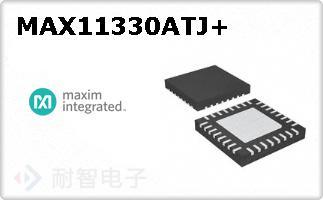 MAX11330ATJ+