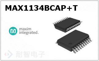 MAX1134BCAP+T