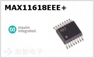 MAX11618EEE+