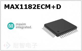 MAX1182ECM+D