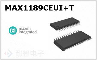 MAX1189CEUI+T