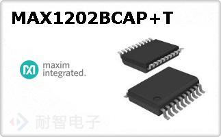 MAX1202BCAP+T