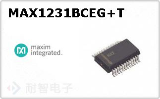 MAX1231BCEG+T
