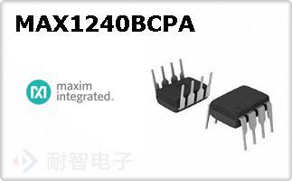 MAX1240BCPA的图片