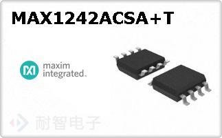 MAX1242ACSA+T