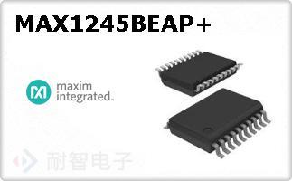 MAX1245BEAP+