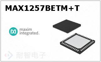 MAX1257BETM+T