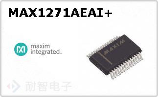 MAX1271AEAI+