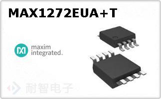MAX1272EUA+T