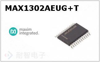 MAX1302AEUG+T