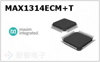 MAX1314ECM+T