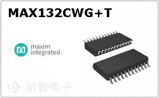 MAX132CWG+T