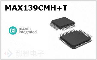 MAX139CMH+T
