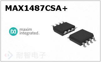 MAX1487CSA+