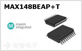 MAX148BEAP+T