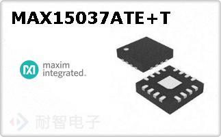 MAX15037ATE+T