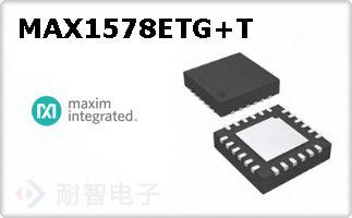MAX1578ETG+T