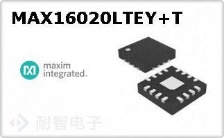 MAX16020LTEY+T