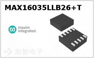 MAX16035LLB26+T