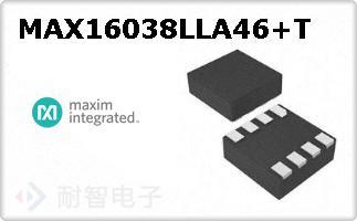 MAX16038LLA46+T