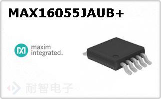 MAX16055JAUB+