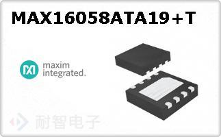 MAX16058ATA19+T