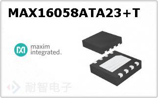 MAX16058ATA23+T