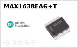 MAX1638EAG+T