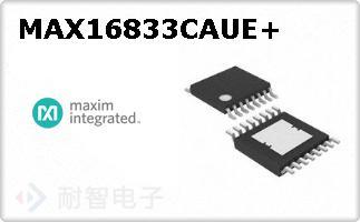 MAX16833CAUE+
