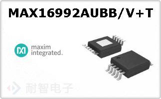 MAX16992AUBB/V+T
