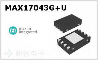 MAX17043G+U