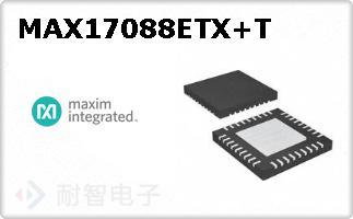 MAX17088ETX+T