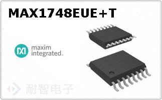 MAX1748EUE+T