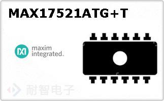 MAX17521ATG+T