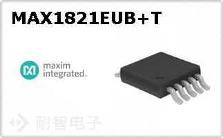 MAX1821EUB+T