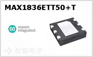 MAX1836ETT50+T