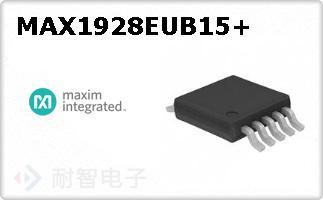 MAX1928EUB15+