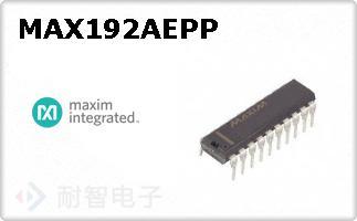 MAX192AEPP