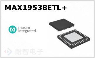 MAX19538ETL+