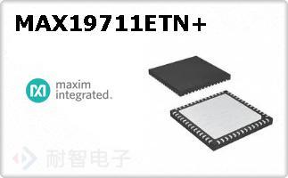 MAX19711ETN+